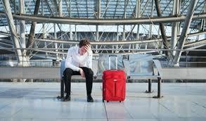 救護人のため遅れたフライトはどうなるのか?