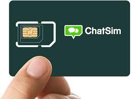 海外にいても定額でLINEが使い放題のChatSim(チャットシム)