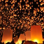 タイのランタンフェスに行きたいので、開催日や参加方法等をいろいろ調べてみた。