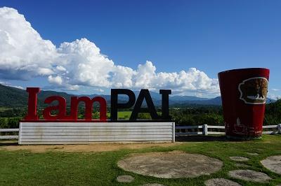 チェンマイからパーイ(PAI)までの道のり
