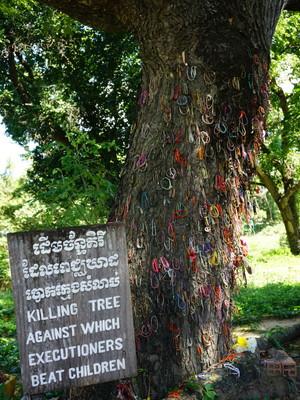 【行き方&感想】キリングフィールドというカンボジアの負の遺産へ行きました