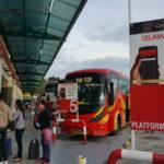 【910バーツ】プーケットから(ハジャイ経由)クアラルンプールまでバスで安く行く方法とその時間