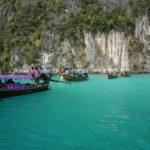 ピピドン島からピピレイ島に行く方法とその料金