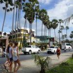 【リゾート】パトンビーチとプーケットタウンを結ぶソンテウの乗り方と金額と時間