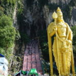 【クアラルンプール】バトゥ洞窟に鉄道を使って格安に行く方法