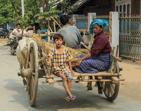 【2017年】ミャンマーで使ったタクシー料金 ヤンゴンに行く人はタクシー料金の目安にしてください