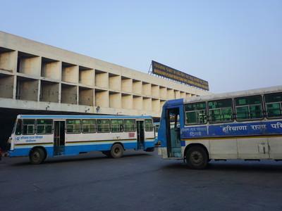 【インド】ニューデリーからリシケシまでローカルバスで移動した方法