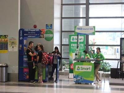 【最新版】マニラのニノイ・アキノ国際空港でSIMカードを購入した時の値段やら方法