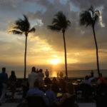 【コロンボ】ゴールフェイスグリーンで優雅に夕陽を見る