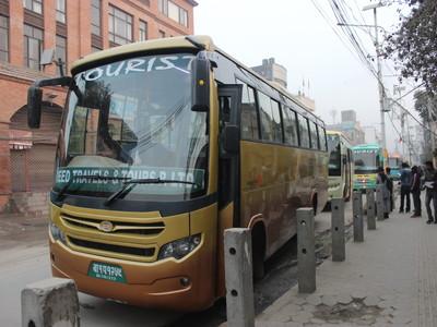 【トレッキング】カトマンズからポカラまでバスで行く方法