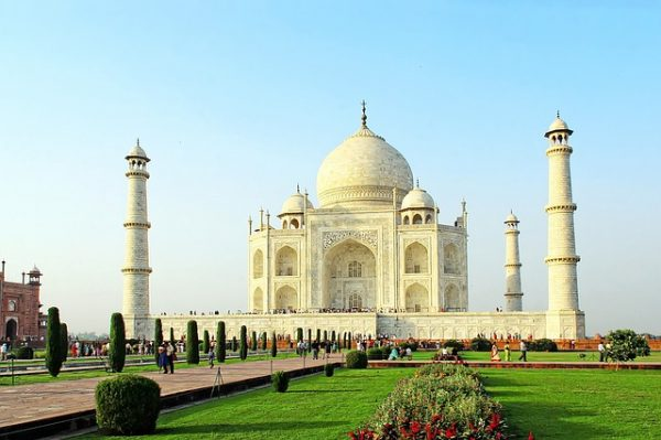 【インド】タージマハルに行ってきたら、やっぱり凄かったと思った話
