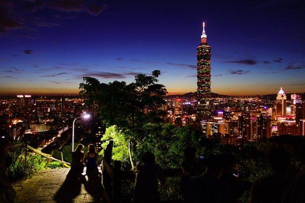 台北2日目 油化街、台北101、士林夜市とお勧めのお店