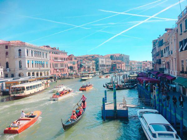 【ヴェネチア】街の中心地のメストレからベニスまでの行き方を紹介