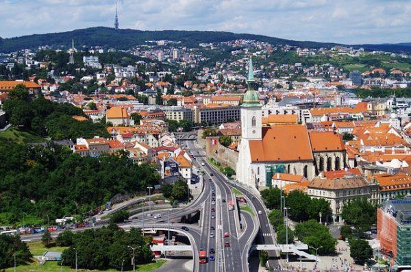 ブダペストから1日の日帰り観光でウィーンとブラチスラバを回る強行スケジュール