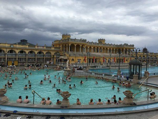 ブダペストのお勧めの温泉情報