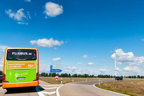 ブラチスラバからブダペストへフリックスバスで移動
