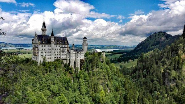 バイエルンチケットを使いノイシュバンシュタイン城まで行く方法