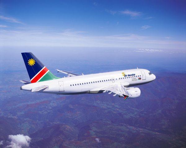 【ナミビア航空】ヨハネスブルクからウィントフックまでの飛行機での移動