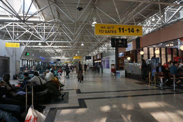【アディスアベバ乗換】エチオピア航空でエジプトのカイロから南アフリカのヨハネスブルクまでの飛行機での移動