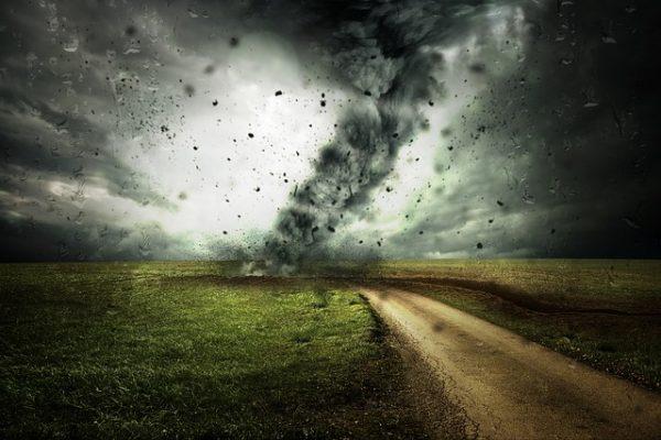 台風で飛行機が欠航になる基準を解説