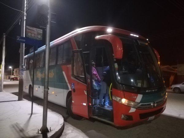 【ボリビア→チリ移動】ウユニからカラマまでバスを使って陸路で国境を越える