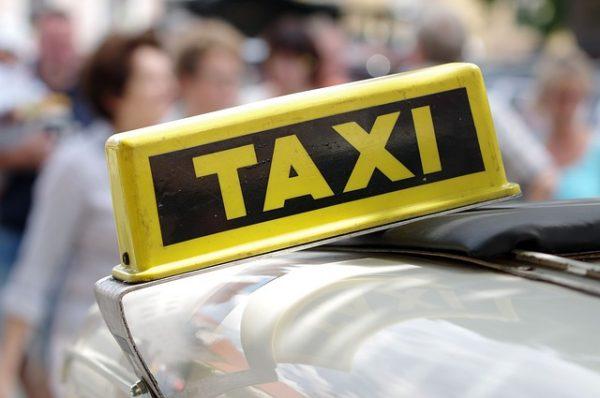 タクシーで安くキトの街中から空港までの行く方法
